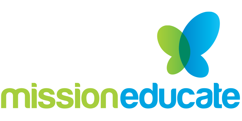 mission educate logo