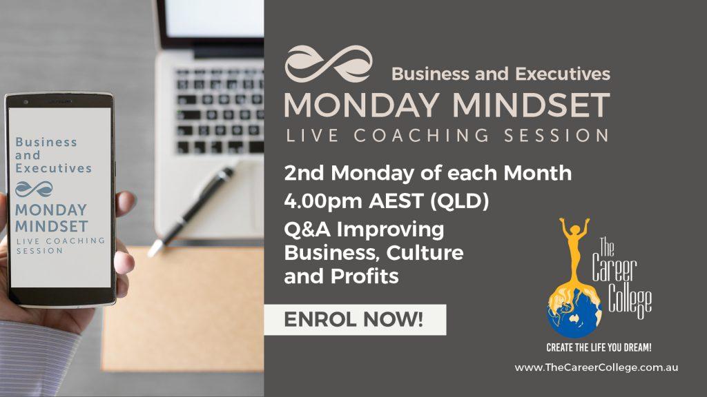 Business & Executives MONDAY MINDSET