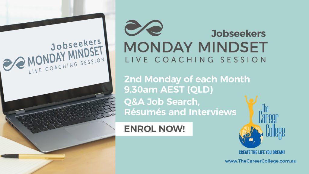 Jobseekers MONDAY MINDET