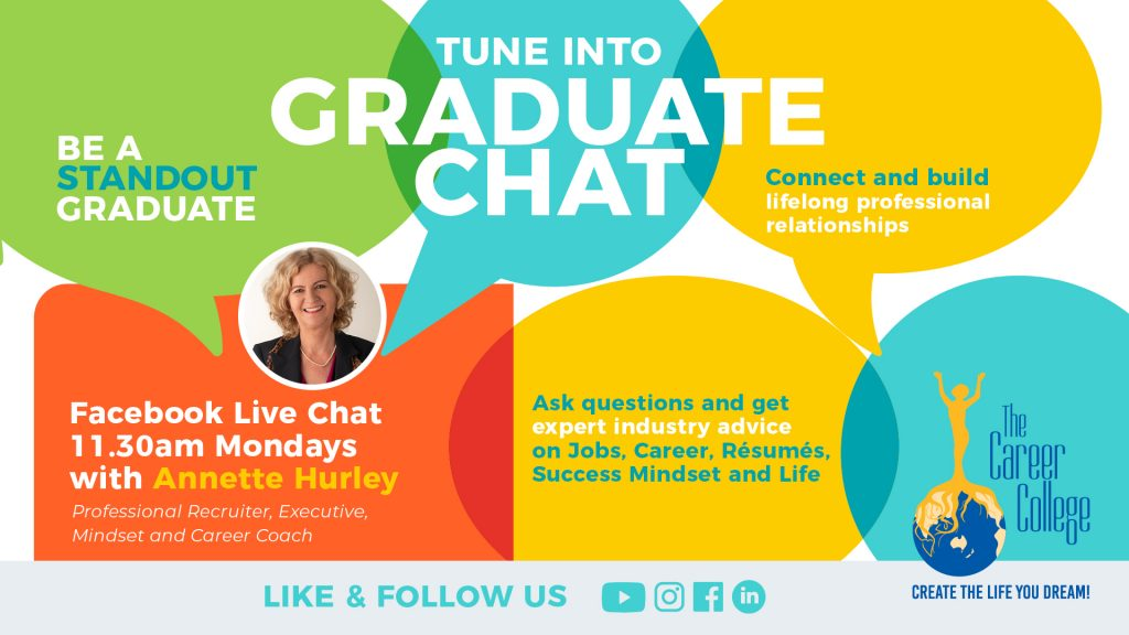 Youth Career Coaching Graduate Chat